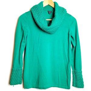 Rafaella small cowl neck sweater